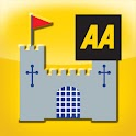 2013 AA Days Out Guide logo