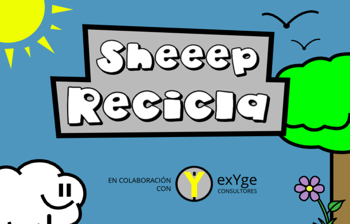 Sheeep Recicla- screenshot