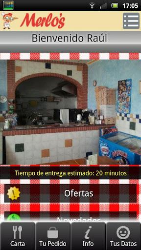 Pizzería Merlo's