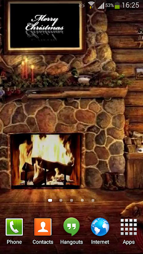 Christmas Live Wallpaper HD 2