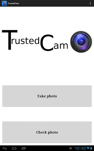 TrustedCam