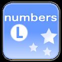 ナンバーズ宝くじの当選確認 numbers check icon