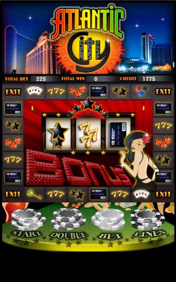 Atlantic City Slot Machine HD - screenshot