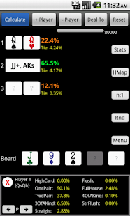 PokerCruncher - Adv Poker Odds - screenshot thumbnail