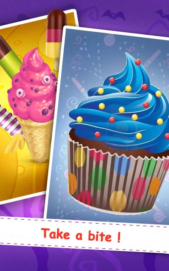 Cooking Game: Cup Cake! - screenshot