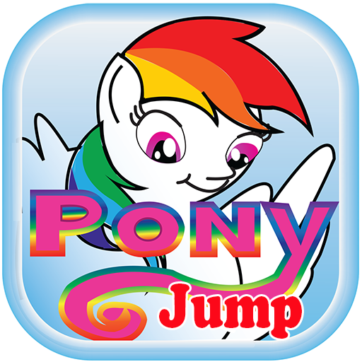 Pony Jump Game Free LOGO-APP點子