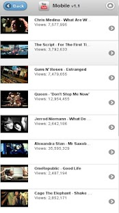 U-Tube Videos - screenshot thumbnail