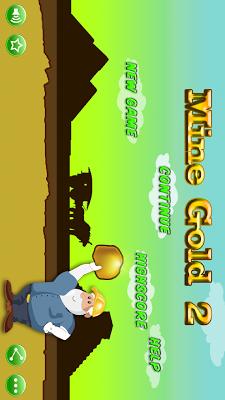 Mine Gold - screenshot