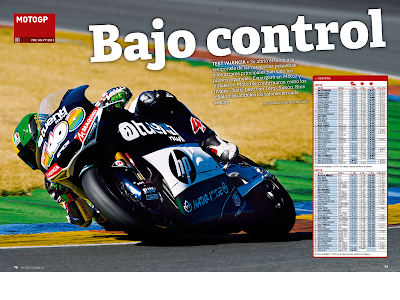Revista Motociclismo screenshot 1