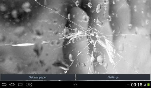 【免費個人化App】Water Live Wallpaper Drop-APP點子