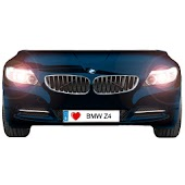 BMW Z4 Battery widget