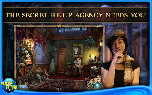 HE: Smithsonian Hidden Object - screenshot thumbnail