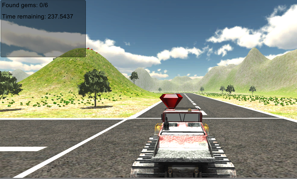 Snow Plow Drive Simulator 3D - screenshot