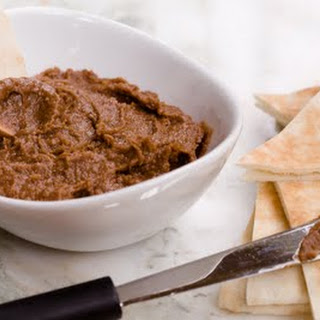 Chocolate Hummus – So Decadent That You Can Use It In Place of Chocolate Frosting