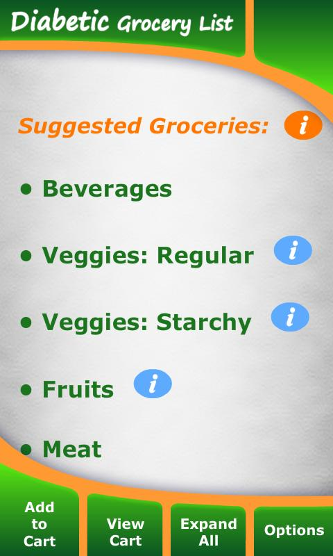 Ultimate Health Grocery List - Android Apps on Google Play
