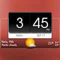 App 3D Flip Clock Theme Pack 01 version 2015 APK