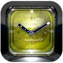 MARSEILLE  Clock Widget