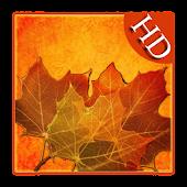Autumn Leaf HD Live wallpaper