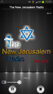 The New Jerusalem Radio - screenshot thumbnail