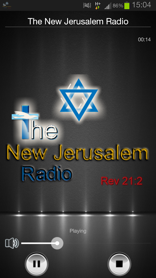 The New Jerusalem Radio - screenshot