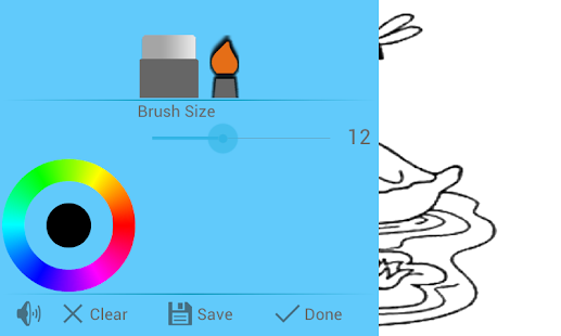 Learning Coloring Game for Kid- screenshot thumbnail
