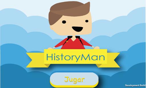 History Man Lite