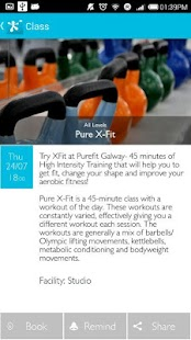 Purefit- screenshot thumbnail