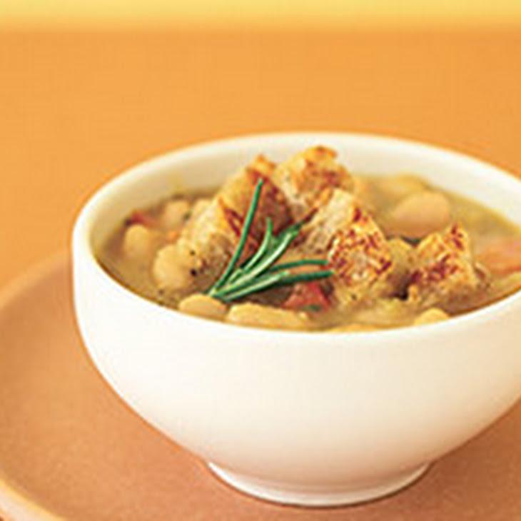 Tuscan White Bean Stew Recipe