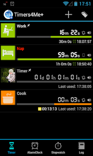 生活计时器+ Timers4Me Plus