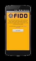 Screenshot of Fido Money Lending
