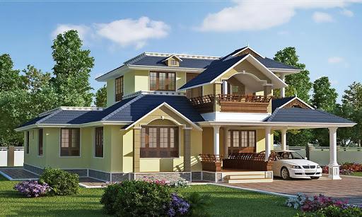 夢想的房子拼圖
