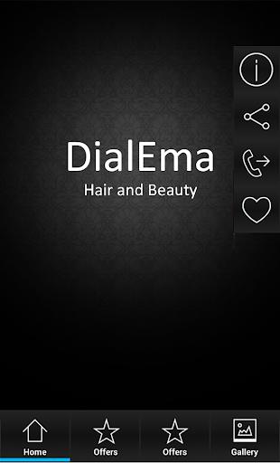 【免費生活App】DialEma Hairdressing-APP點子