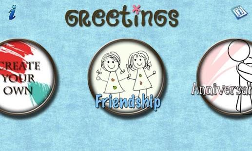 Greetings! - Beautiful Cards Screenshot 10