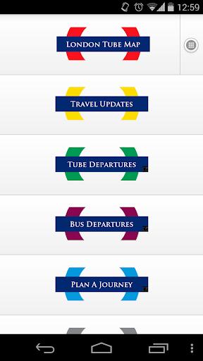 London Transport Planner
