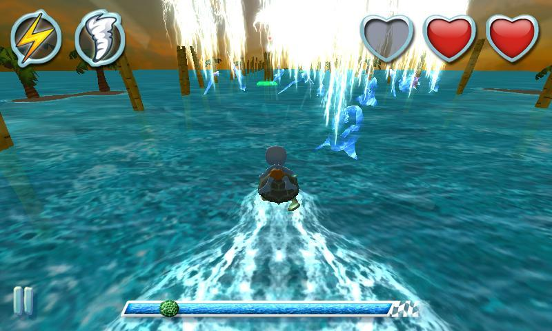 Turtle Surf - screenshot