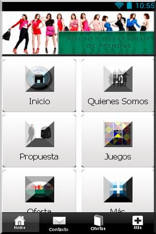 Textiel Salvador - screenshot