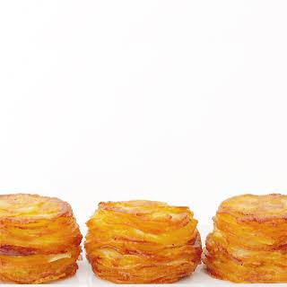 Mini Pommes Anna.