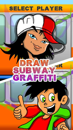 Draw Subway Graffiti