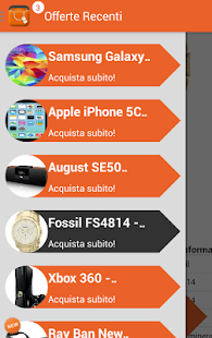 Oggi in Offerta - Super Sconti- screenshot thumbnail