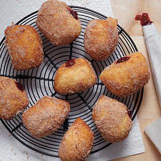 Jelly Doughnuts (Sufganiyout)