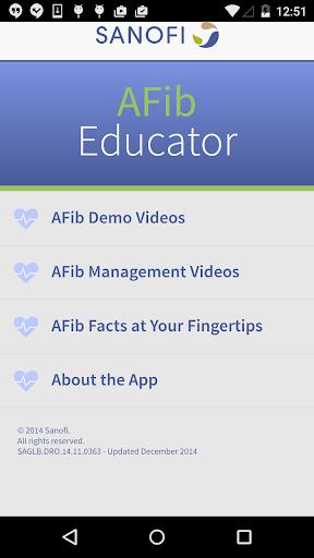AFib Educator