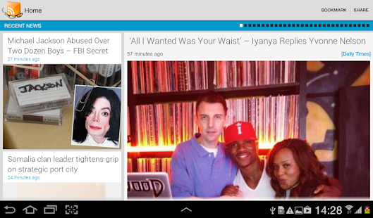 NewsBasket - News In Nigeria- screenshot thumbnail