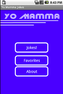 Yo Mamma Jokes- screenshot thumbnail