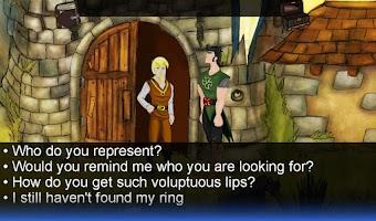 Screenshot of Legend of Badminton