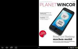 Screenshot of PLANET WINCOR