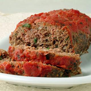 Italian-Style Meat Loaf
