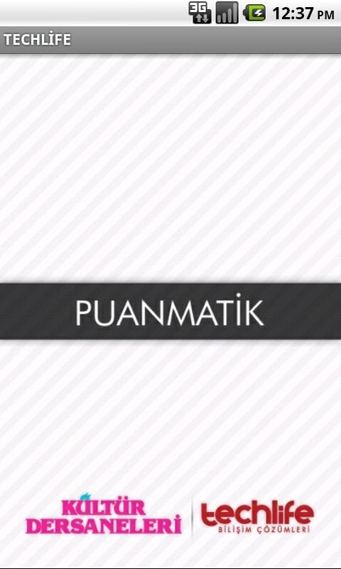 PuanMatik - YGS / LYS - screenshot