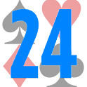 Calculate 24 logo