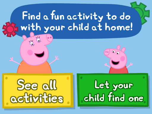 Peppa Pig: Activity Maker - screenshot