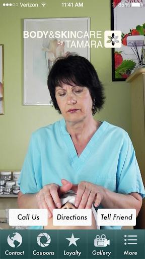 Body and Skin Care by Tamara